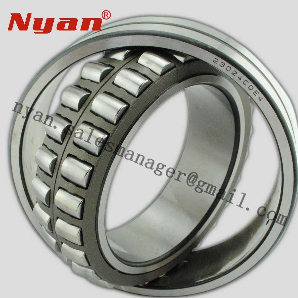 Excavator Bearings supplier manufacturer NYAN Bearing 23024cd