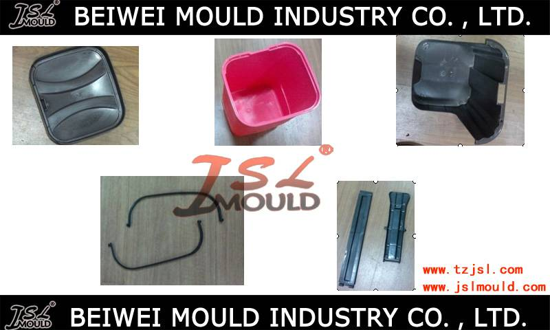 Customized Injecton plastic dustbin mould mold