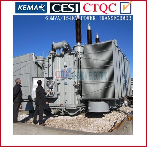 238kV/50000 kva high voltageTransformer
