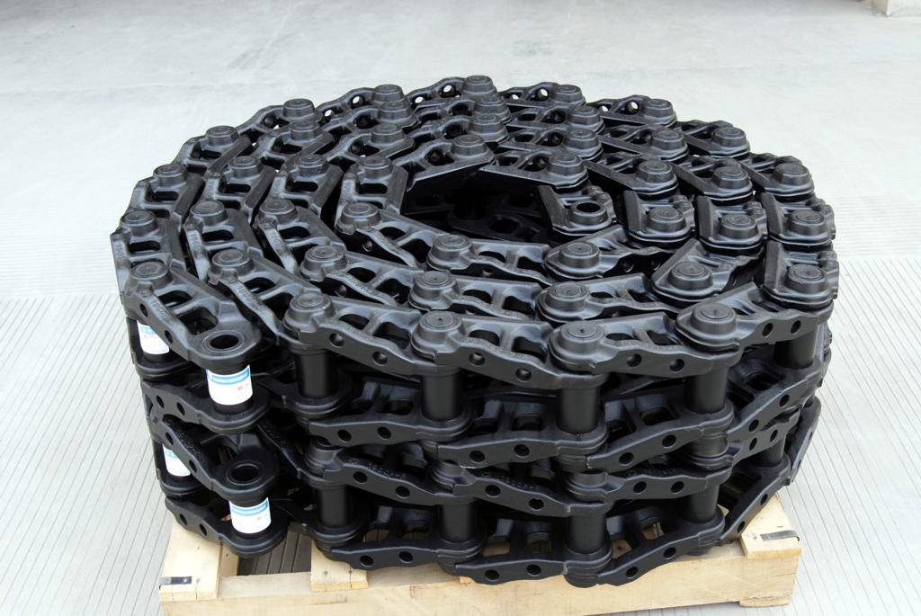 Export track link assy, Undercarriage parts, excavator parts.