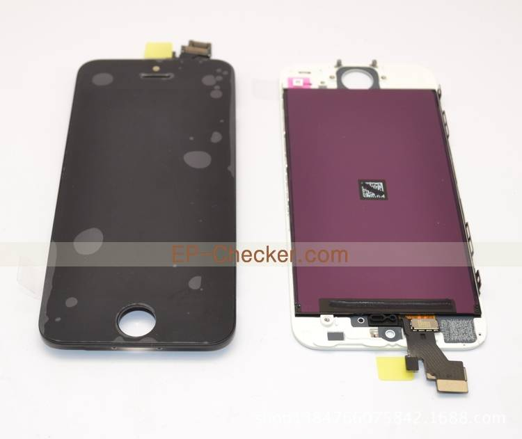 Wholesale - Original 4G Full Front Assembly, with LCD, Touch Screen Digitizer, Midframe all in 1 for