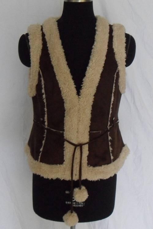 fashion faux fur vest