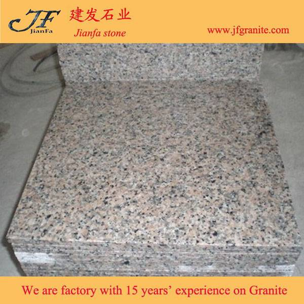 Flamed Xili Red Granite Bathroom Tiles Cheap Price And Good Design