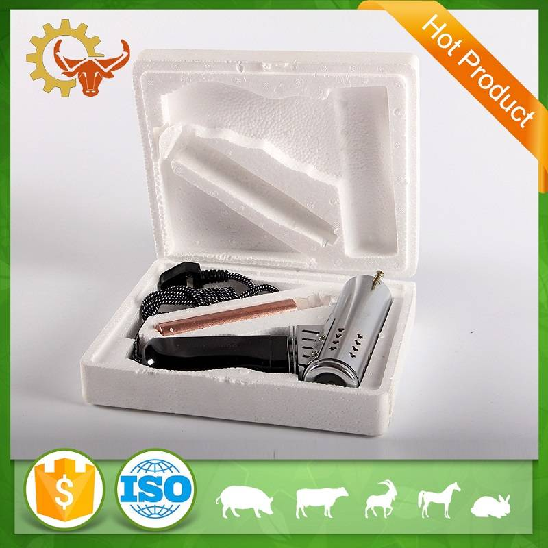 veterinary equipment searing Cow Dehorning Iron