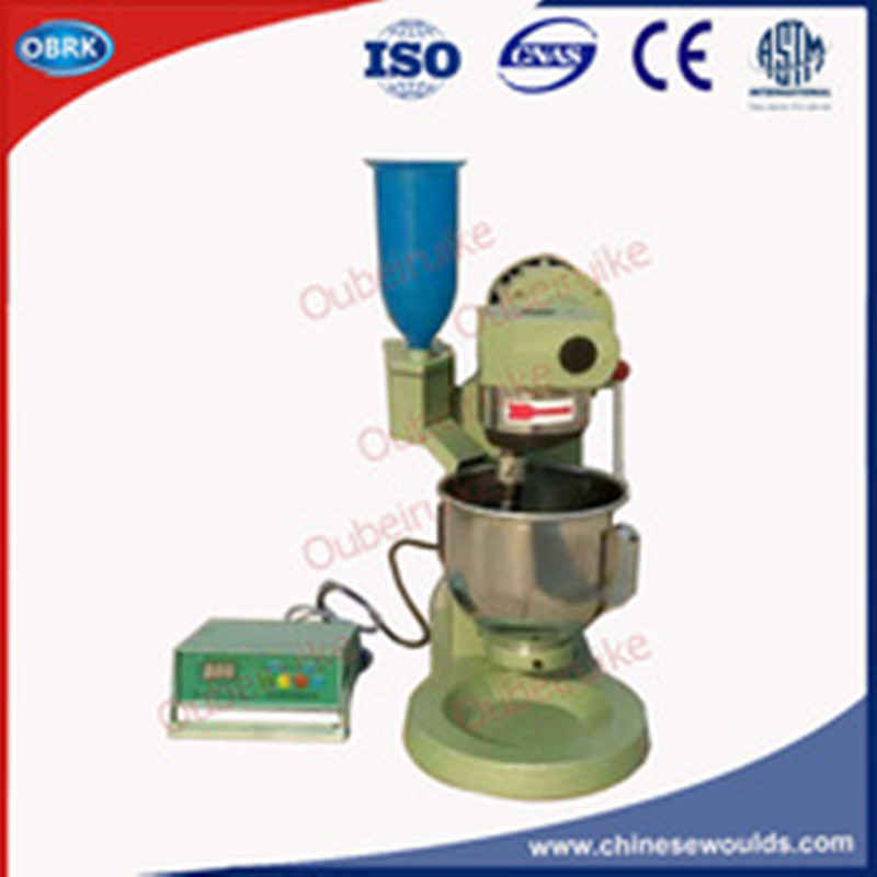 JJ-5 High Quality Laboratory Cement Small Mortar Mixer