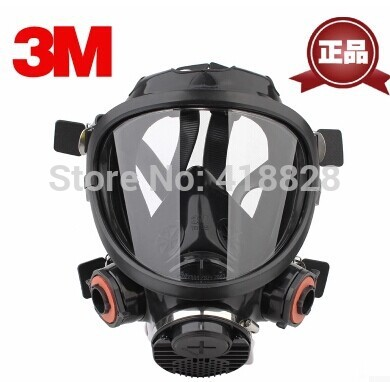 3 m home furnishings / 3 m7800 well-rounded/formaldehyde/painting antivirus/set / 3 m respirator mas