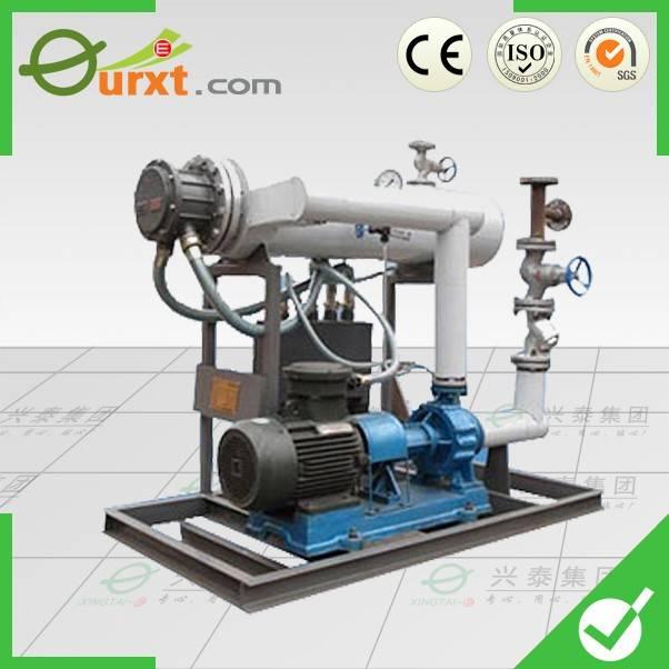 industrial oil circulating heater