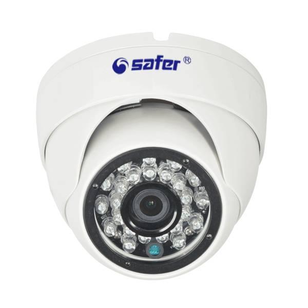 Safer Hot Selling Vandalproof 1080 TVL CCTV Security Camera
