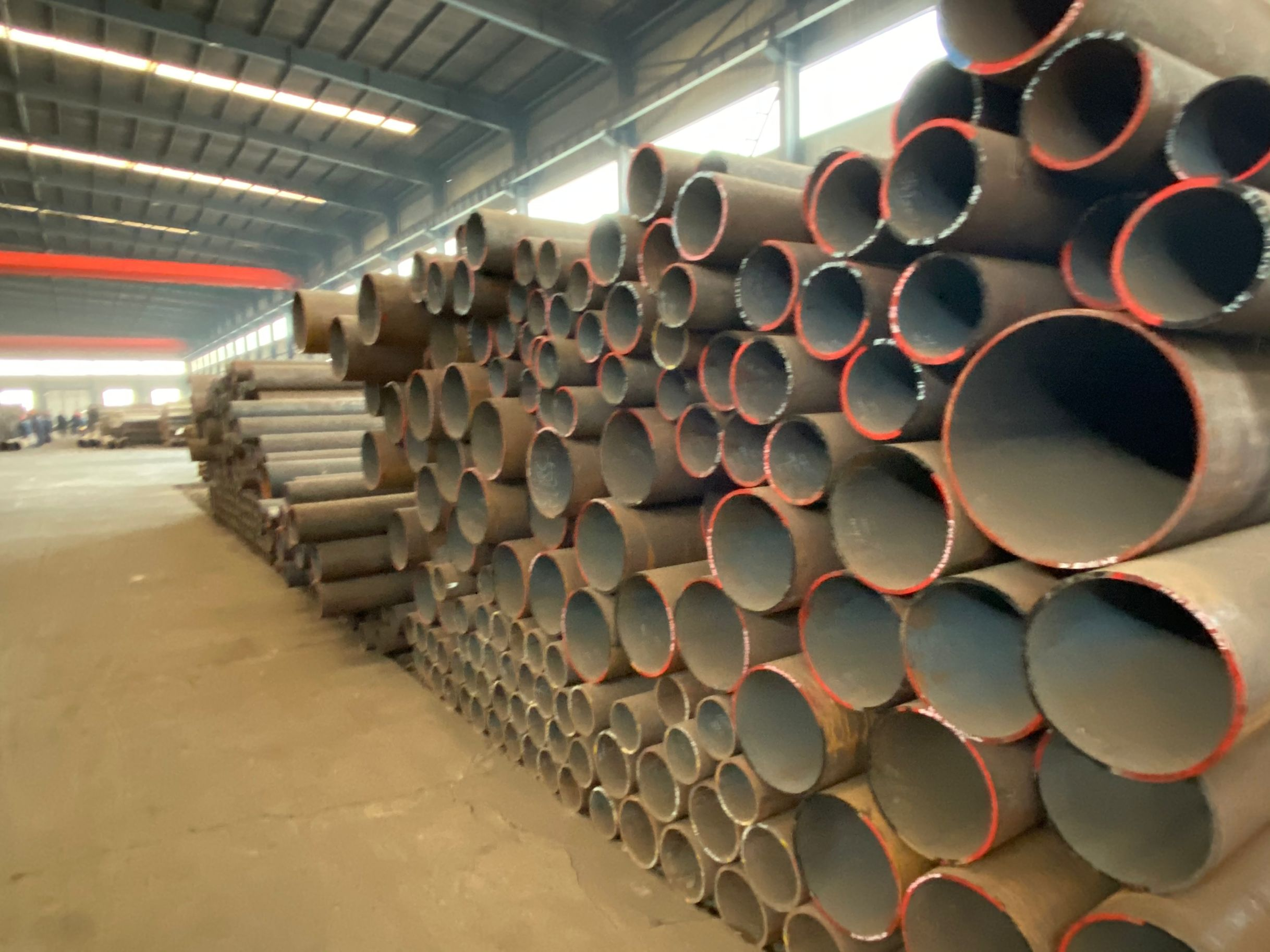 ASTM A335 Hot Rolled CrMo Alloy Seamless Steel Pipe And Tubes