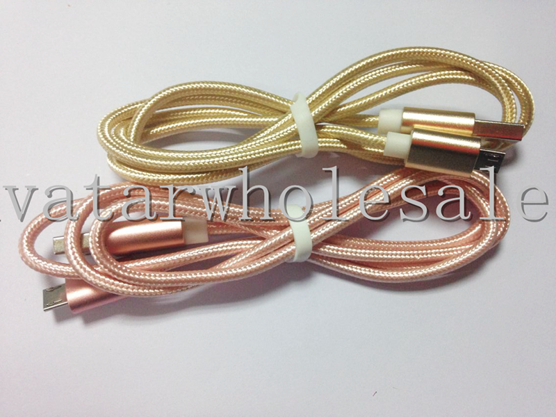 Nylon fabric chate cable