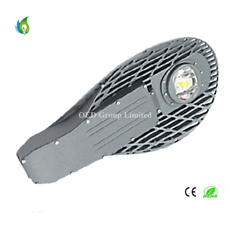 140lm/W Ultra Bright Philips Racquet LED Solar Street Light From China Supplier