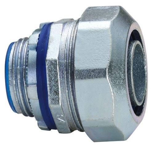 Liquid-tight connector for