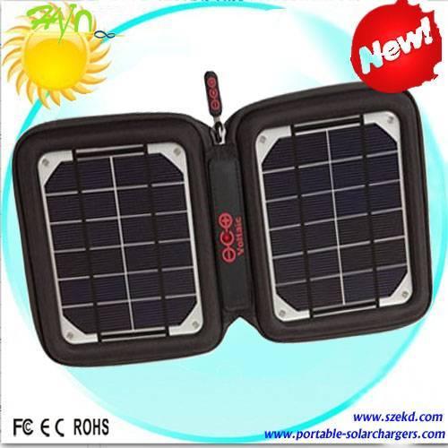 high power solar charger bag