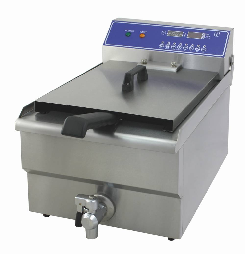 Digital Electric Deep Fryer