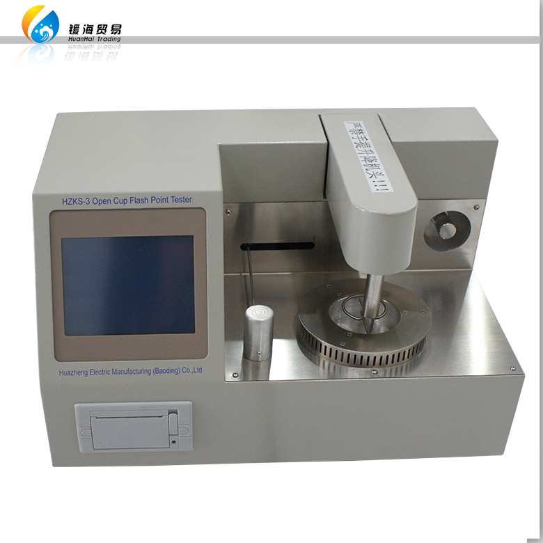 HZBS-3 Oil Testing Equipment Closed Cup Flash Point Tester