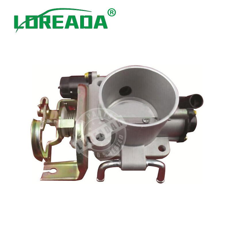 Auto Valve Unit Mechanical Throttle Body for HYUNDAI TERRACAN 4G64 system Bore Size 55mm