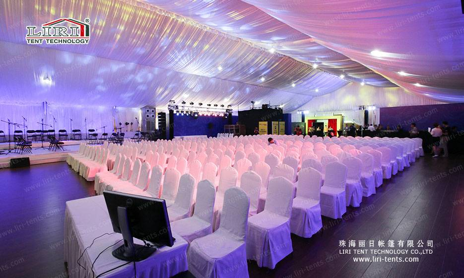 1000 People Marquee Tent for Outdoor Event
