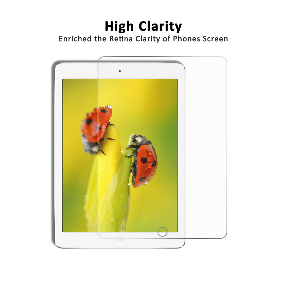 Pavoscreen High Transparency Tempered Glass Screen Protector for Mobile Devices