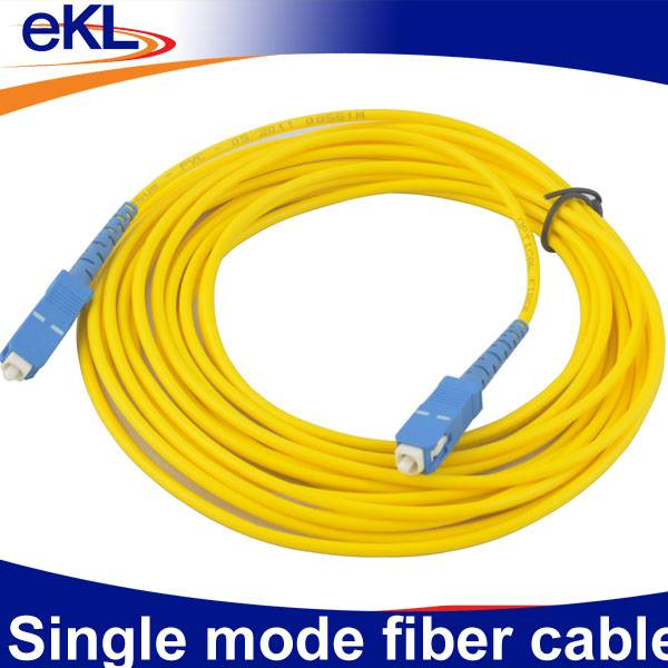 single mode optical fiber cable with long distance