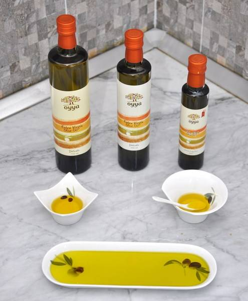 Extra Virgin Olive Oil (Delicate)