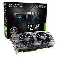 BUY GEFORCE GTX 1080 EVGA GEFORCE GTX 1080 FTW GAMING ACX 3.0 EDITION WITH WARRANTY