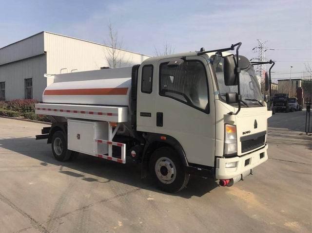 Refined Fuel Trucks