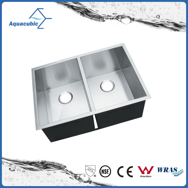 29 Inch Double Bowl Stainless Steel Kitchen Sink UPC (ACS2920A0 )