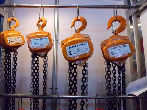 VT Manual Chain Hoist Chain Pulling Block 0.5t-30t