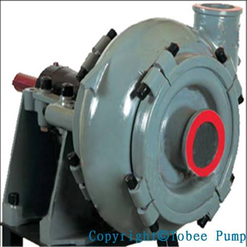 TG High Head Centrifugal Horizontal Gravel Pump