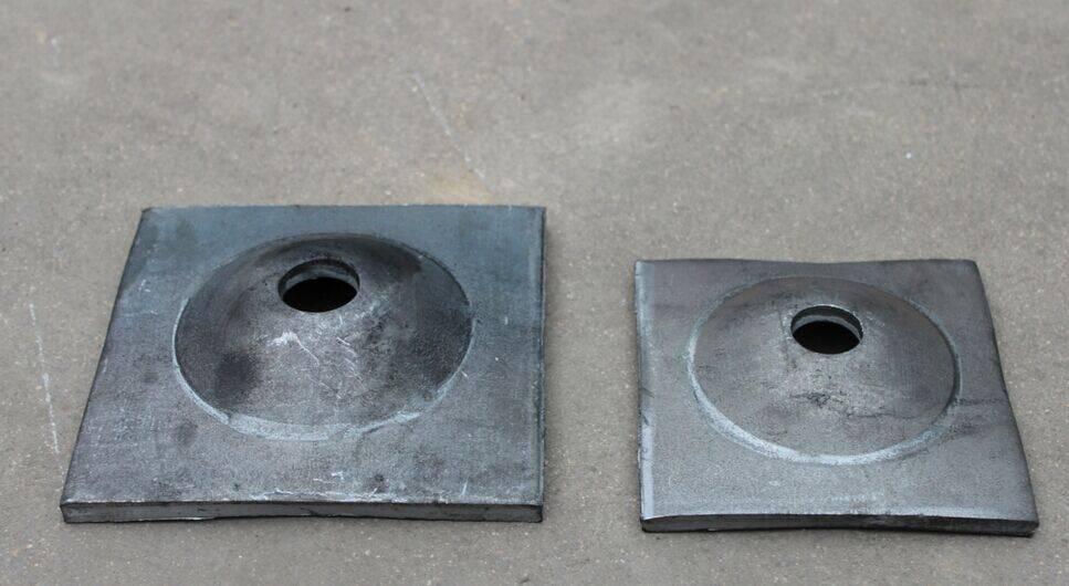drilling tool fastener accessory anchor plate