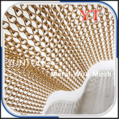 Decoration Chain Link Curtain for Fly Screen