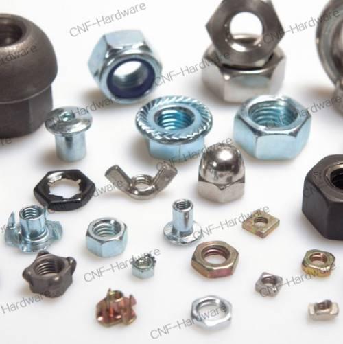 Kep nuts/Lock nuts/Micro nuts/Spring nuts/Square nuts/Tee nuts/Weld nuts/Wheel nuts/Wing nuts