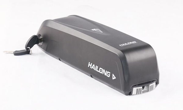 Sanyo 18650 GA lithium ion 52v 14ah e-bike battery pack with hailong case