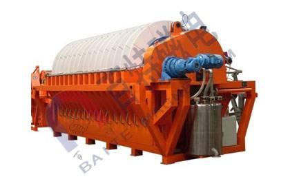 Ceramic Vacuum Filter for Mining Wastewater Dewatering