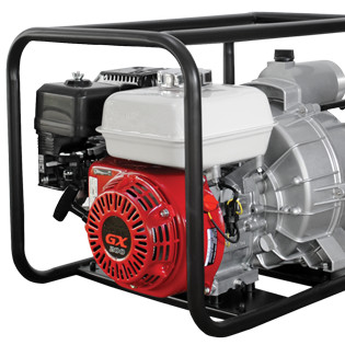 SJ100TP 4 inch gasoline Trash pump with high quality