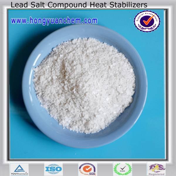 PVC pipes special Lead salt Heat Stabilizer /Dust-free Compound