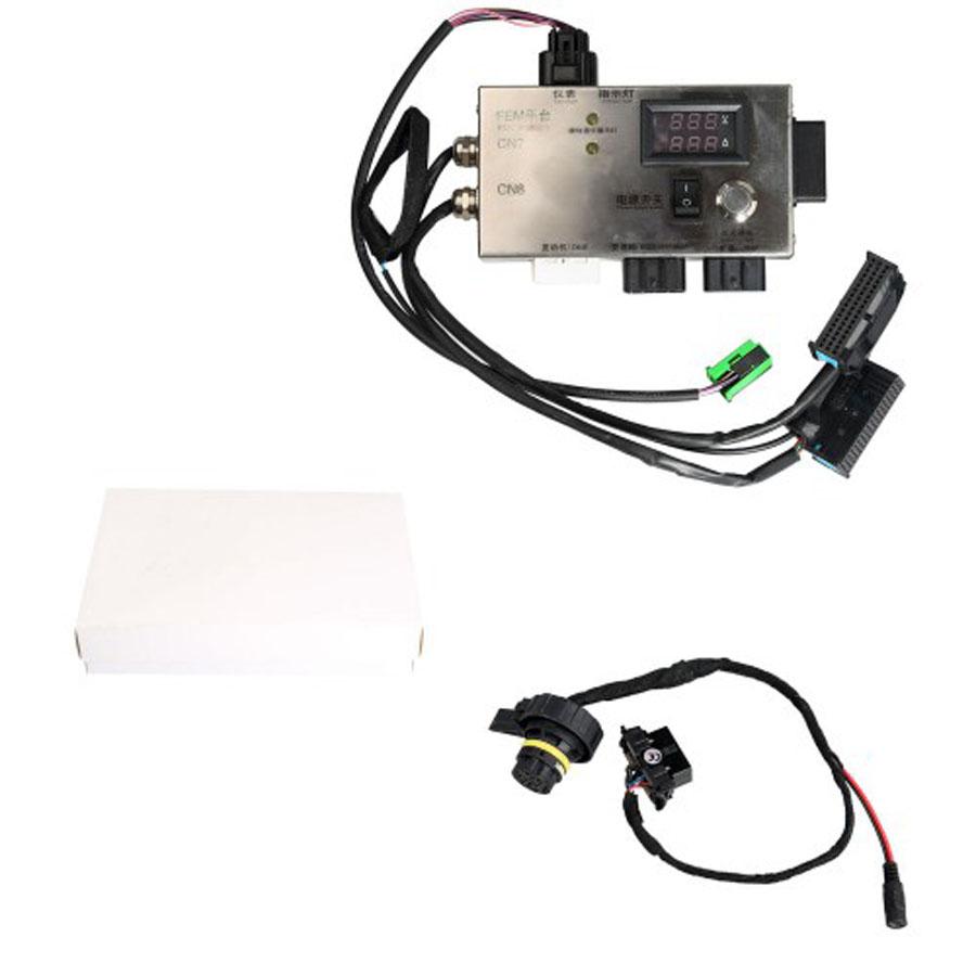 BMW FEMBDC BMW F20 F30 F35 X5 X6 I3 test platform with a Gearbox plug