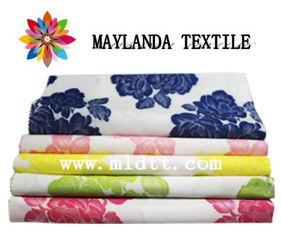 Maylanda Textile 2016 Factory for Women Coth or Dress, Yarn-Dyed Jacquard Fabrics with Polyester&Cot