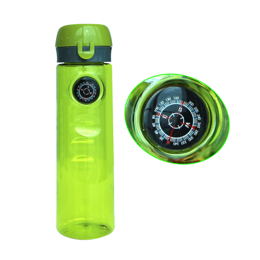 700ml water bottle with compass cycling bottle wholesale custom