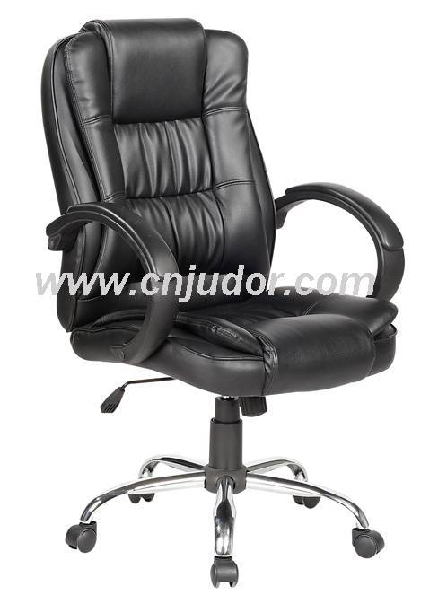 PU leather office manager chair K-8320