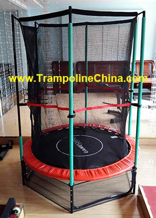 "55"" trampoline set"