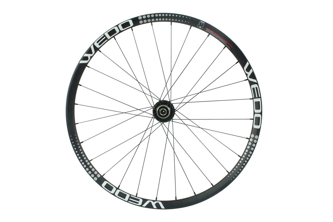 27.5 inch full carbon MTB wheelset 650B