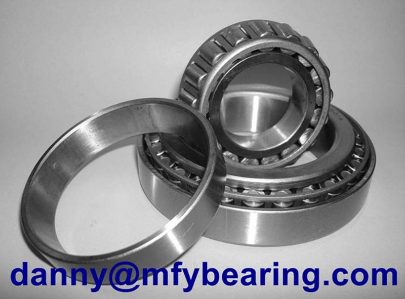 Timken Part Number 02475 - 02420-B, Tapered Roller Bearings - TSF (Tapered Single with Flange) Imper