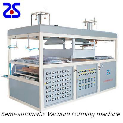 ZS-6191 Automatic Vacuum Forming Machine
