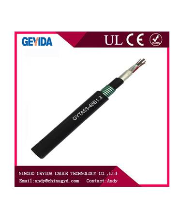 GYTA53 Outdoor direct duried Fiber Optic Cable