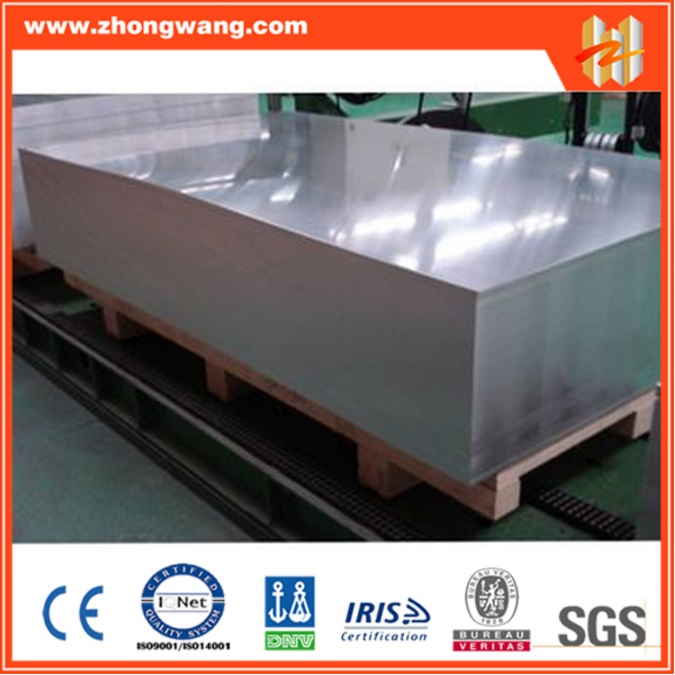 Aluminum Sheet for Automotive, Curtain Wall, Laptop Case (ZW-TJ-001)