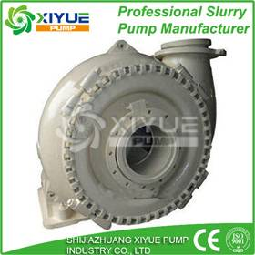 iso standard suction sand gravel pumps for dredger