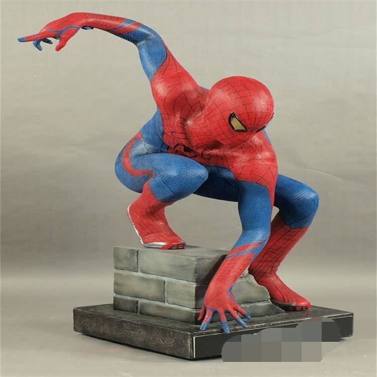 Heros Super Spider Action Figure Toy man Plastic Toys