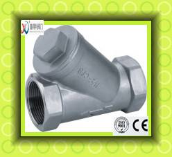 SY-11 Y-type Female Strainer