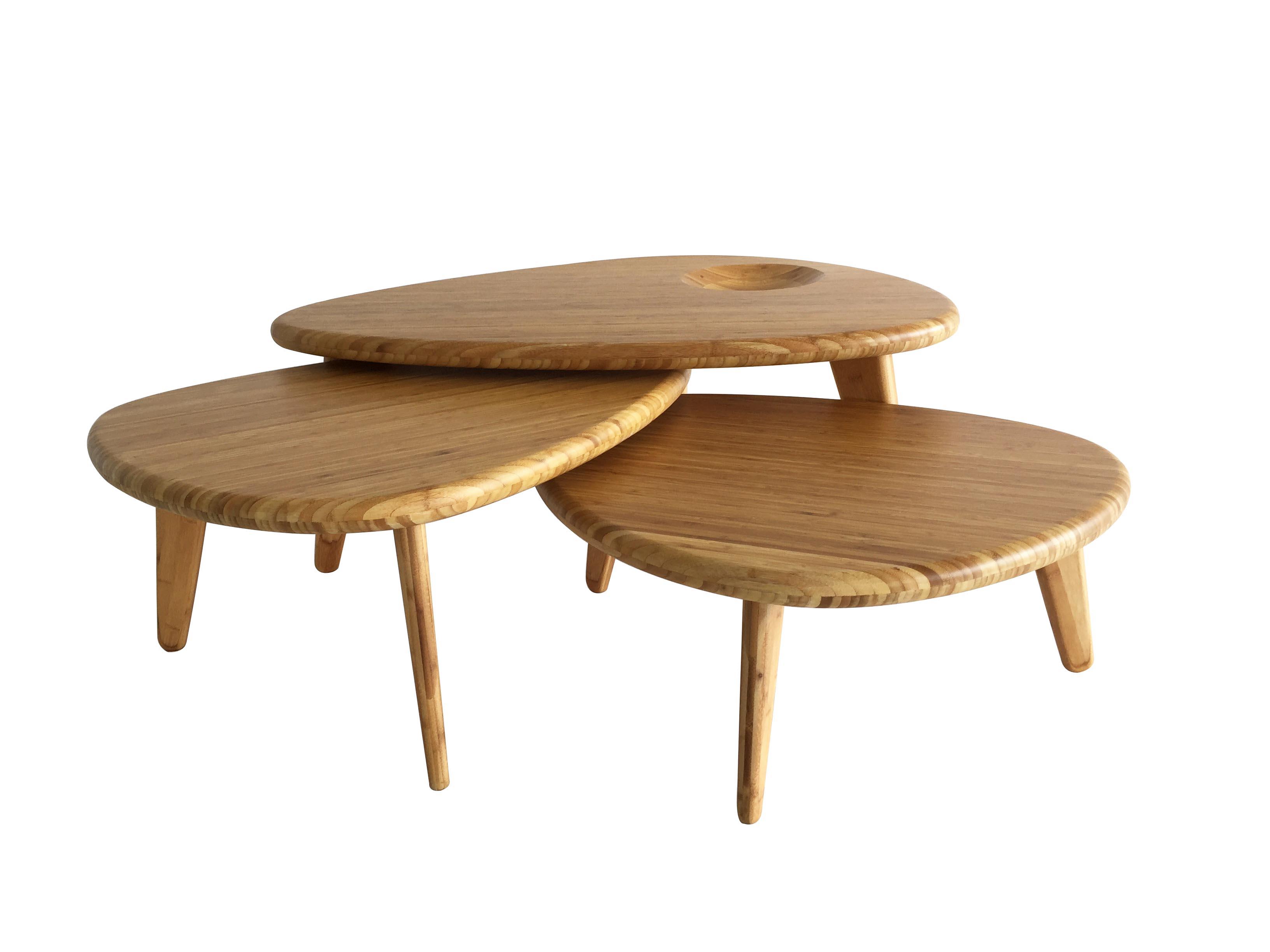 Pebble Bunch Coffee Table (9261)